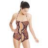 Snake Skin (Beige/tan) (Swimsuit)