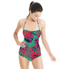 Tropical Pattern. (Swimsuit)