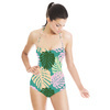 Tropical Palm Paradise (Swimsuit)