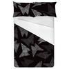 Origami Butterflies Black Art (Bed)