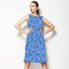 Blue Braid (Dress)