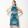 WAtercolor Floral Collage (Dress)