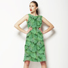 Green Tree Pattern (Dress)