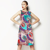 Abstract Flower Pattern Design 02 (Dress)