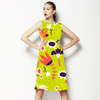 Butterfly Party, All Over, Floral Pattern (Dress)