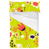 Butterfly Party, All Over, Floral Pattern (Bed)