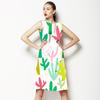 Pretty Pastel Cactus (Dress)