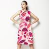 Pink Flowers (Dress)