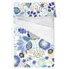 SS17 Souk Blue Flora Vector (Bed)