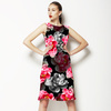 Retro Flowers (Dress)