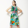 Abstract Clashing Vector (Dress)