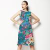 Floral Ocean III (Dress)