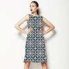 Denim Square (Dress)