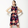 Seamless Botanic Garden Pattern V2 (Dress)