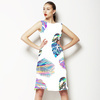 Holographic Leaves (Dress)