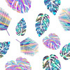 Holographic Leaves (Original)