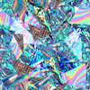 Holographic Abstract (Original)