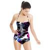 Palm Flower Mix 030916 (Swimsuit)