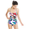 Colorful Geometry (Swimsuit)