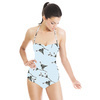 Seamless Buckwheat Pattern (Swimsuit)