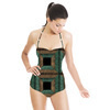 Retro Geometric (Swimsuit)