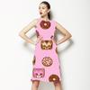 Doughnuts & Kawaii Cats (Dress)