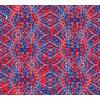 Geometric in Blue (Original)