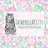TasherellaKitty Surface Pattern Designs