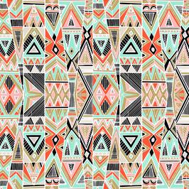 Neu Native Spring Summer 2019 Print Trend Patternbank